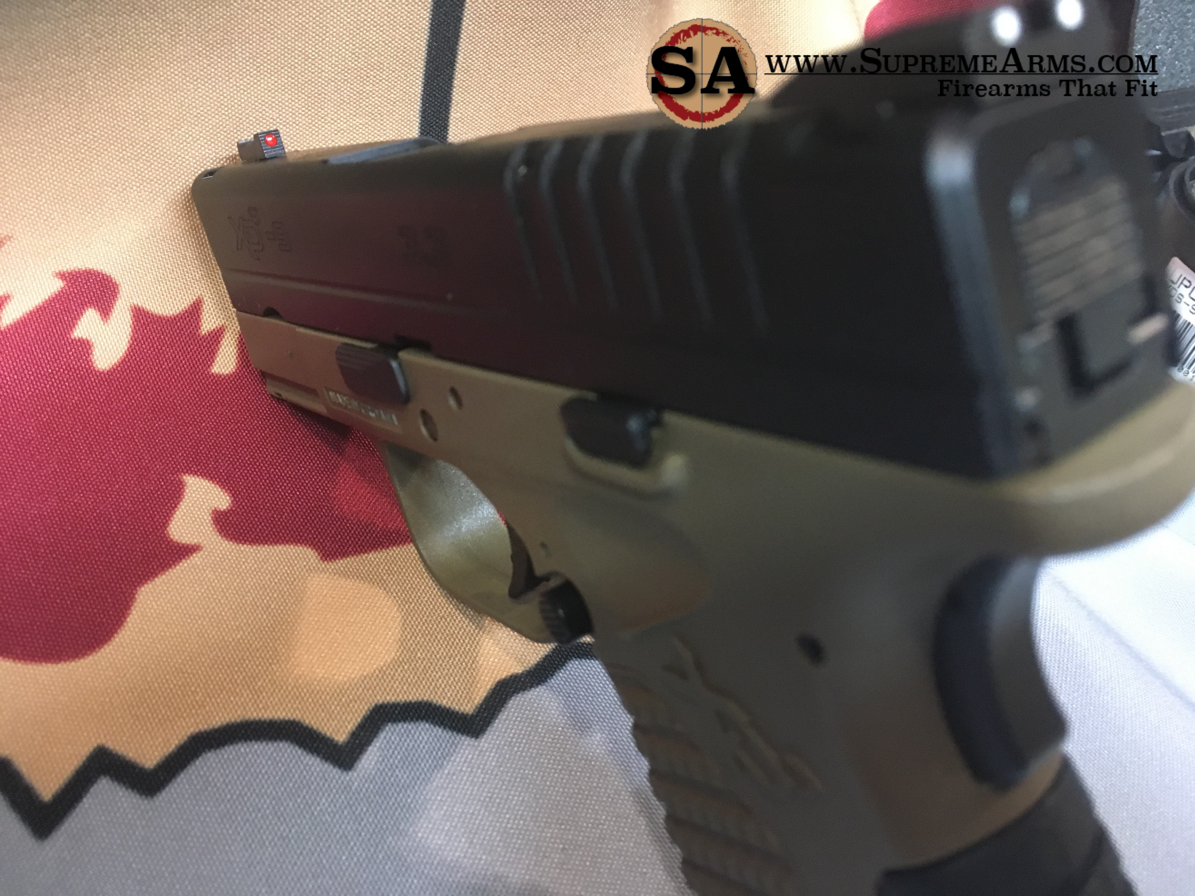 Springfield XDS9 FDE
